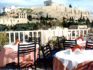 Acropolis View Hotel Athens Greece