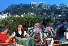 Attalos Hotel Athens Greece