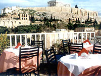 Acropolis View Hotel Athens Greece