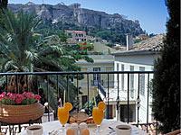 Adrian Hotel Athens Greece
