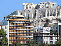 Athens Gate Hotel Athens Greece