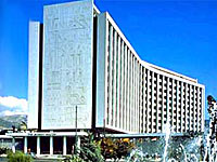 Athens Hilton Hotel Athens Greece