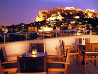 Central Hotel Athens Greece