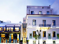 Eridanus Hotel Athens Greece