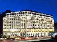 Grande Bretagne Hotel Athens Greece