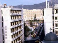 Pan Hotel Athens Greece