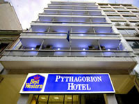 Pythagorion Hotel Athens Greece